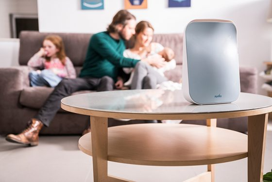 purificateur d'air ou ioniseur